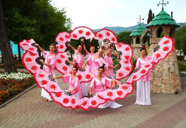 геленджик карнавал открытие сезона: